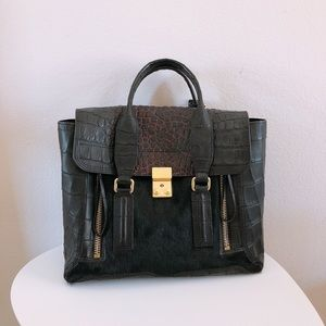 3.1 Phillip Lim Calf Hair Medium Pashli Bag